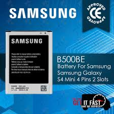 new replacement 4pin battery for samsung galaxy s4 mini b500be