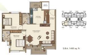 2bhk house plans bhk house plans designs design planning houses architecture plans
