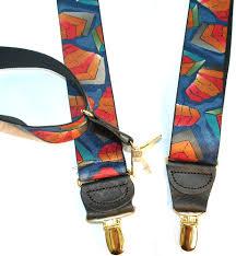 American Flag Suspenders Designer Series Holdup Suspenders Come In 9 Tasteful Patterns For