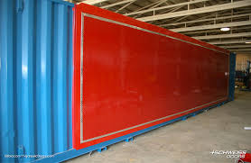 schweiss hydraulic container doors schweiss must see photos