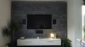steinwand wohnzimmer styropor 2 bilder eurer steinwände kiesbetten racks gehäuse hifi forum