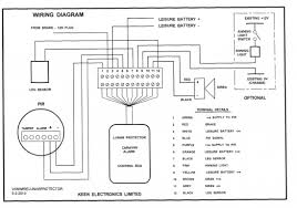 how to fit a touring caravan alarm system caravan guard