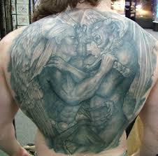 10 fantastic demon tattoo ideas images and pictures