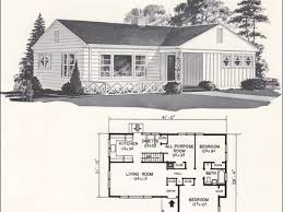 small retro house plans economical ranch style house plans ranch style house plans sml