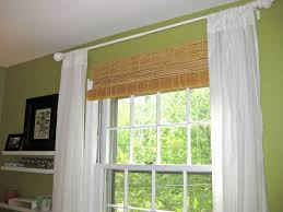 Lime Green Sheer Curtains Bedroom Miraculous Bamboo Blind Ikea Window Curtains On White