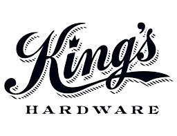 kings hardware logo jpg 1651 1275 kings pinterest typography