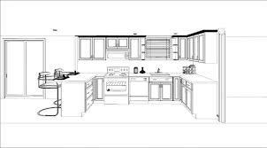 Free Kitchen Floor Plans Best Free Kitchen Design Software How To Plan Curtains For Looking