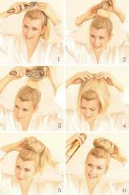hairstyles with a hair donut the 25 best sock bun tutorials ideas on pinterest sock buns