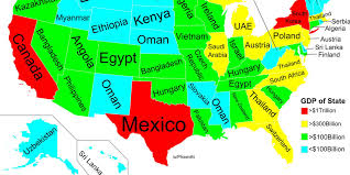 which state has the lowest cost of living which country s economy is your state s equal to huffpost