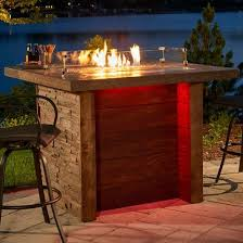 outdoor greatroom fire table propane fire the outdoor greatroom company marquee stone propane