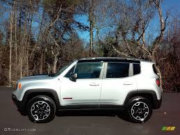 jeep renegade 2017 2017 glacier metallic jeep renegade trailhawk 4x4 117679992