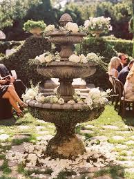 Elegant Backyard Wedding Ideas by Intimate Backyard Wedding By Michelle Warren Photography Garden