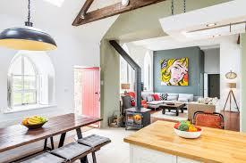 Deco Moderne Dans Maison Ancienne by