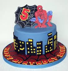 2017 spiderman birthday cake designs 10 cool spiderman birthday