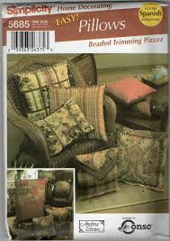 sewing patterns home decor 83 best a pattern home decor images on pinterest kwik sew