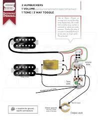 help wiring 2 hum 1 volume push pull series parallel 1 tone