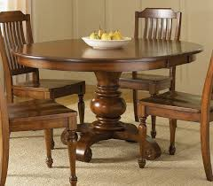 round wood table with leaf high tech round oak kitchen table cook with thane