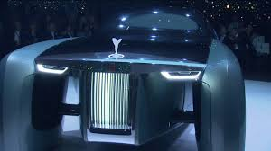 rolls royce vision 100 the rolls royce vision next 100 revealed at the roundhouse london
