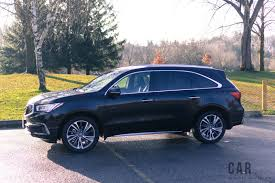 acura stance review 2017 acura mdx elite canadian auto review