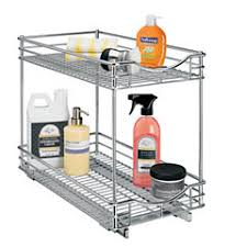 Slide Out Shelves by Pull Out Shelves Storage U0026 Organization For The Home Jcpenney
