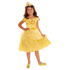 disney princess heart strong belle kids u0027 dress target