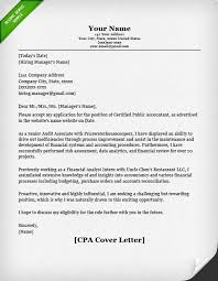 epic cover letter template for accounting position 20 for your