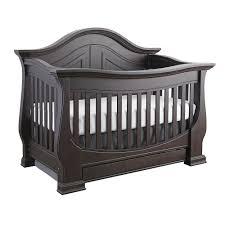 Pali Designs Mantova Forever Crib Eco Chic Baby Dorchester Full Size Bed Conversion Rail Kit Gray