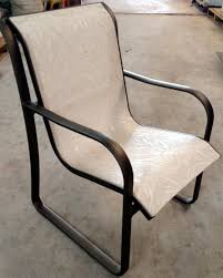 Patio Chair Repair Mesh Sling Chair Repair Patio Chair Replacement Parts Further High Back