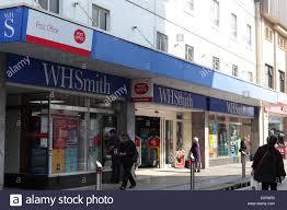 union bureau de change w h smith store union torquay stock photo royalty free