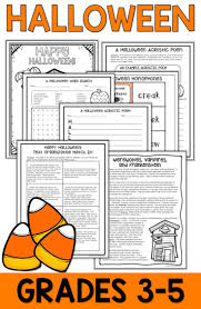 halloween words background halloween reading packet halloween reading comprehension passage