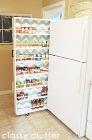 Small Kitchen Organizing - narrow pantry cabinet foter