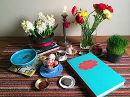 new year items nowruz new year s table celebrates deliciously