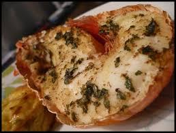 cuisiner une langouste recette de langouste grillée à la coriandre recettes diététiques