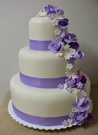 ultimately chocolate cakes wedding cake with lilac coloured