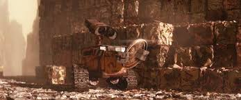 Wall E Floating Chairs Robots In Love Wall E Tor Com