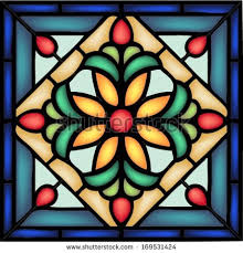 ornament decorative berry flower traditional stock vector