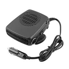 xindell portable heater defroster fan with swing out