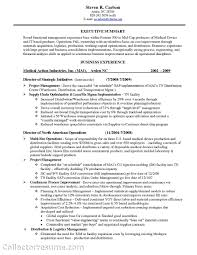 Sample Perfect Resume by Medical Sales Manager Resume