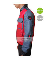 Marty Mcfly Costume Bttf Back To The Future 2 Marty Mcfly 2015 Jacket