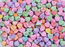 valentines heart candy sayings s candy hearts 32 cool hd wallpaper hdlovewall