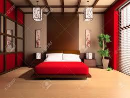 style chambre à coucher chambre à coucher en image 3d de style moderne banque d images et