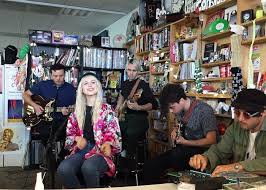 Small Desk Concert Paramore Performs At Tiny Desk Concert All Punked Up