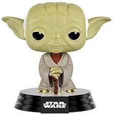 Amazon Funko Pop Star Wars Dagobah Yoda Action Figure Toys