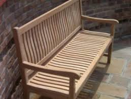 5ft Garden Bench Benches Pifmarket England
