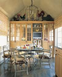 English Cottage Kitchen - english cottage eclectic kitchen new york by belle maison