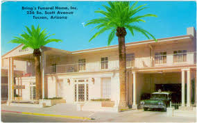 tucson funeral homes tucson ariz bring funeral home with 1960 green and wh flickr