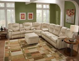 Motion Sectional Sofa Southern Motion Avalon Three Sectional Sofa With Drop