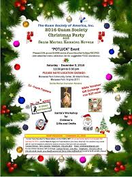 update for 2016 guam society christmas holiday party u2013 sat dec 3