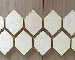 wood geometric geometric wood etsy