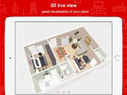 Home Design 3d Ipad Import Roomle 3d U0026 Ar Room Planner On The App Store
